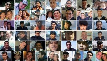 Condecorarán a los tripulantes del ARA San Juan al cumplirse dos años del hundimiento