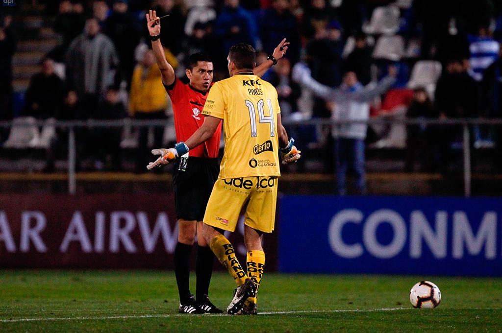 Un posible jugador mal incluido podría desatar un escándalo en Independiente del Valle -  -