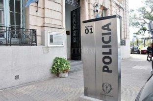"""""""Mechera"""" detenida en pleno centro de Santa Fe - La mujer fue trasladada a la Seccional 1era"""