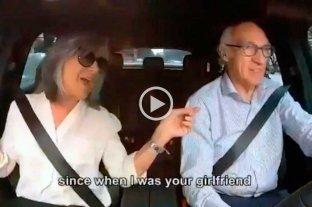 Carlos Bianchi y Margarita anuncian el festejo de sus 70 años con divertido video