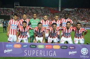 Lo que le queda a Unión hasta fin de año - Los 11 que enfrentaron a Atlético Tucumán -