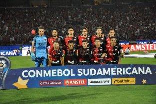 Lo que le queda a Colón hasta fin de año - El último 11, que jugó la final de la Sudamericana. -