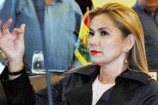 Estados Unidos reconoce oficialmente a Áñez como presidenta interina de Bolivia