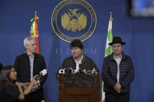 La ONU evitó calificar de golpe de Estado la salida de Evo Morales de Bolivia