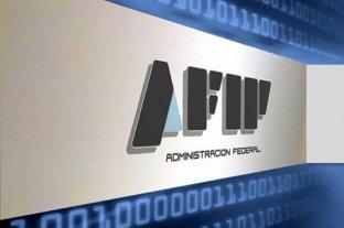 AFIP prorrogó la suspensión de embargos a PYMES  -  -