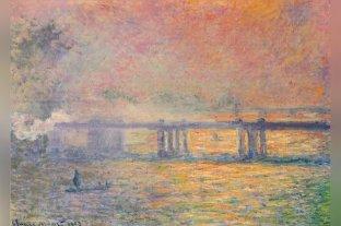 Vendieron un cuadro de Monet en 27,6 millones de dólares