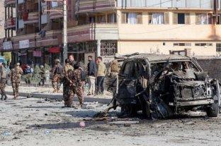 Al menos ocho muertos y 14 heridos, entre ellos niños y extranjeros, en un atentado suicida en Kabul