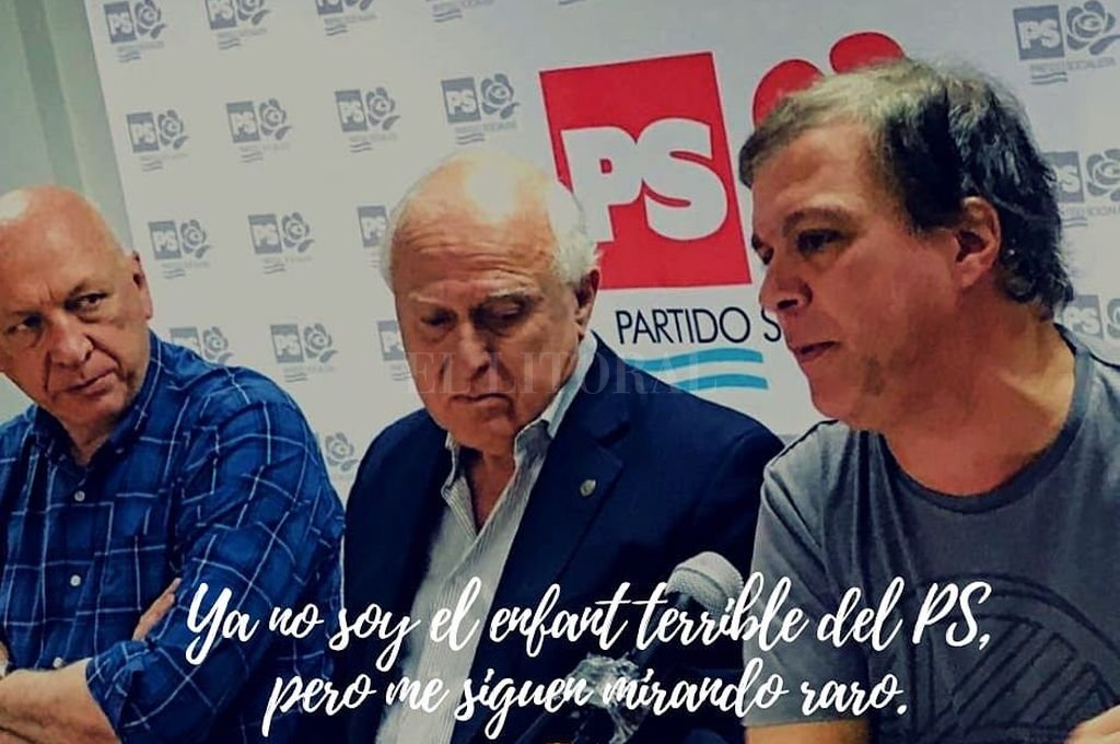 Un registro de noviembre de 2018, con letra de Roy Cortina, un socialista aliado del macrismo en la ciudad de Buenos Aires. <strong>Foto:</strong> Captura de Internet - Archivo El Litoral