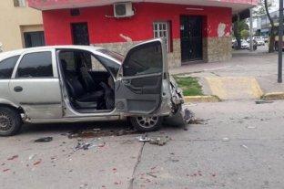 Un hombre le chocó 14 veces el auto a su mujer con intenciones de matarla