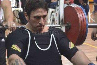 Detuvieron a un campeón mundial de pesas acusado de arrojar a su novia por el balcón de un hotel
