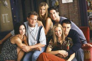 """¿Vuelve """"Friends""""? confirman una nueva producción para 2020"""