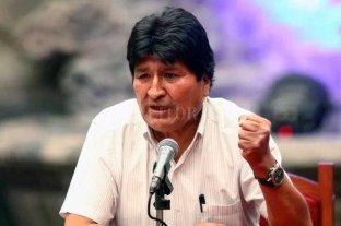 """Evo Morales acusa a la OEA: """"Está al servicio de Estados Unidos"""""""
