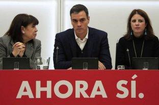 Los socialistas y la izquierda empiezan a buscar apoyos para su coalición en España