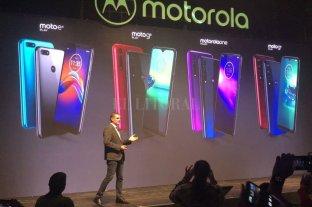 Motorola presentó nuevos smartphones de cada una de sus familias