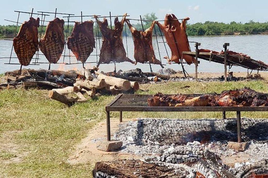 Sauce Viejo prepara para la región su imperdible corredor parrillero - El Litoral