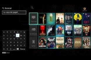 Ahora Flow integra en su buscador todo el contenido de Netflix