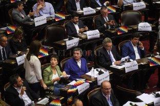 Diputados debate tres proyectos sobre la situación en Bolivia