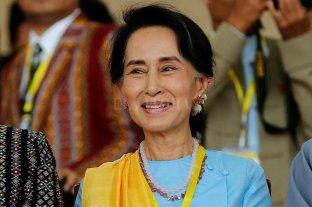Presentan demanda en Argentina contra Nobel de la Paz por crímenes contra minoría birmana