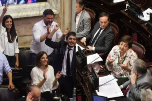 """El peronismo logró aprobar en el Congreso el proyecto en repudio al """"golpe de Estado"""" en Bolivia -  -"""