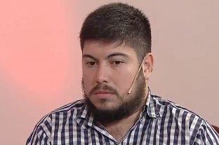 """Leandro Báez sigue distanciado de su padre: """"Debe salir a aclarar qué hizo y qué no"""" -  -"""