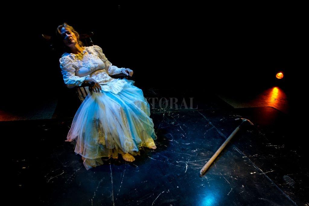 """""""La luna y el pozo"""", el sábado en La 3068.  Crédito: Gentileza producción / Marcelo Botta"""