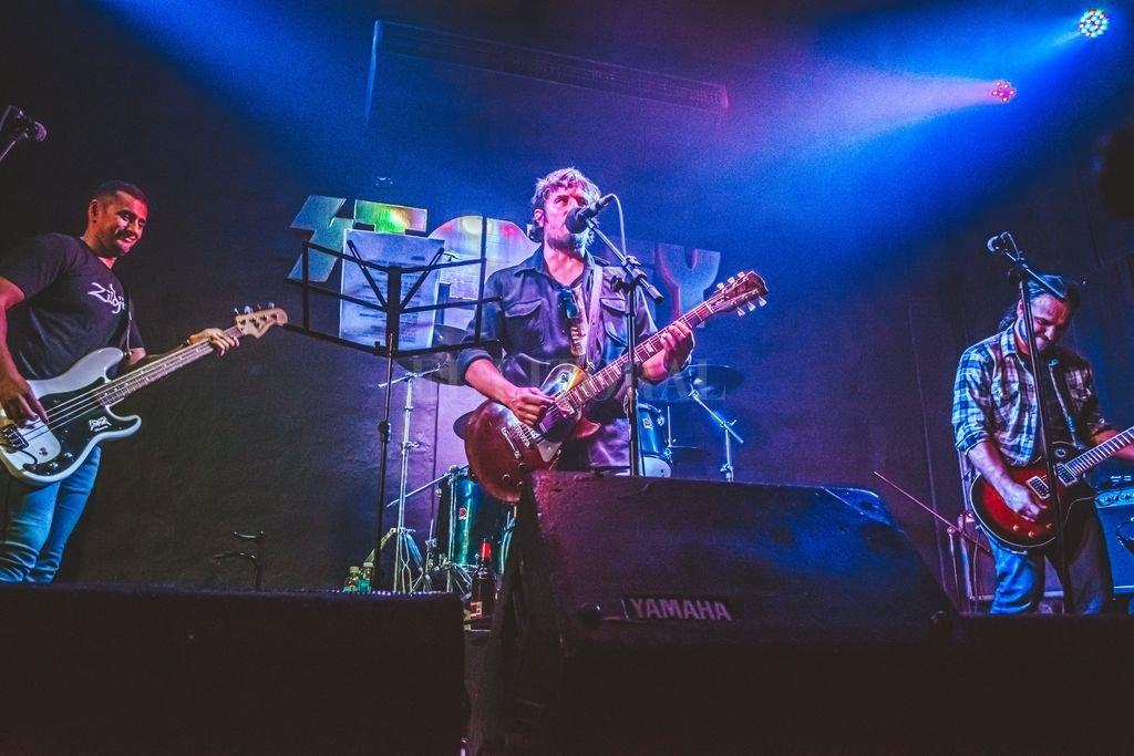 Este sábado a partir de las 21 tres bandas se presentarán en Stanley Rock Bar (25 de Mayo 3301).  Crédito: Gentileza Mara Gorosito