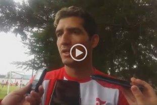 El día que Pinos confirmó que firmó contrato con Técnico Universitario por tres años -