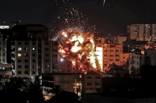 Pese a la declaración de alto el fuego, disparan más cohetes desde Gaza a Israel