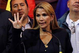 Estados Unidos sostiene que la proclamación de Áñez cumple con la Constitución de Bolivia
