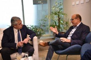 Alberto Fernández viaja a para brindarle apoyo a Daniel Martínez