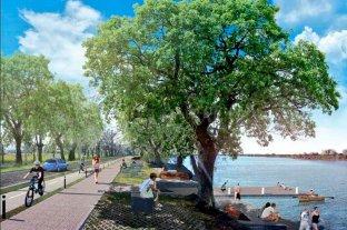 Inauguran el Paseo del Puerto en Santa Fe -