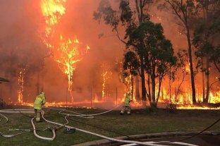 Se han registrado cuatro muertos en Australia