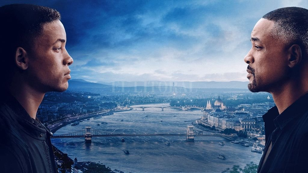 """""""Proyecto Géminis"""": Will Smith es Henry Brogan, un asesino por encargo que comienza a ser perseguido por un hombre más joven que él y que parece predecir cada uno de sus movimientos. Crédito: Gentileza Paramount Pictures"""