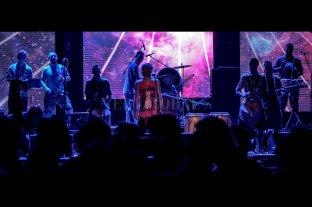 Palmonte: del estudio al vivo - El show tendrá además temas compuestos después de la grabación y nuevos integrantes. -