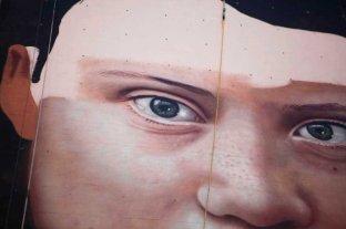 "Cobre sobre su mural de Greta Thunberg: ""Nunca imaginé esta repercusión"" -  -"