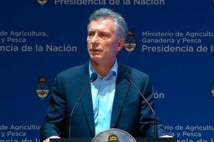 Macri utilizará por primera vez la cadena nacional