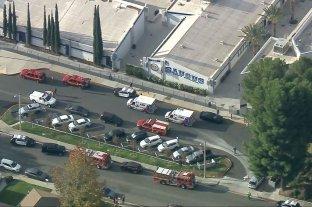 Al menos cinco heridos en un tiroteo en una escuela de California