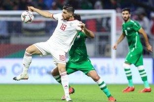 Irak venció a Irán en las eliminatorias asiáticas
