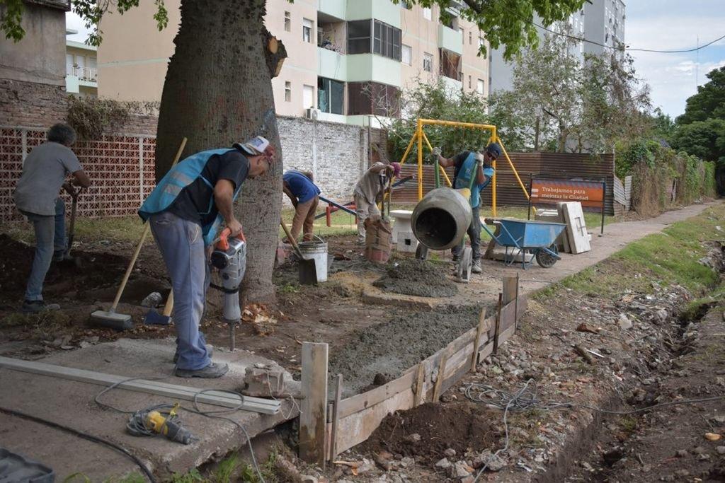 Foto:Gentileza: prensa Municipalidad de Rosario.
