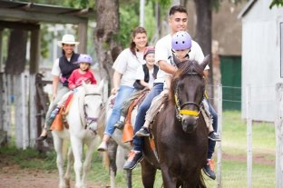 Discapacidad: un proyecto busca facilitar la terapia asistida con caballos