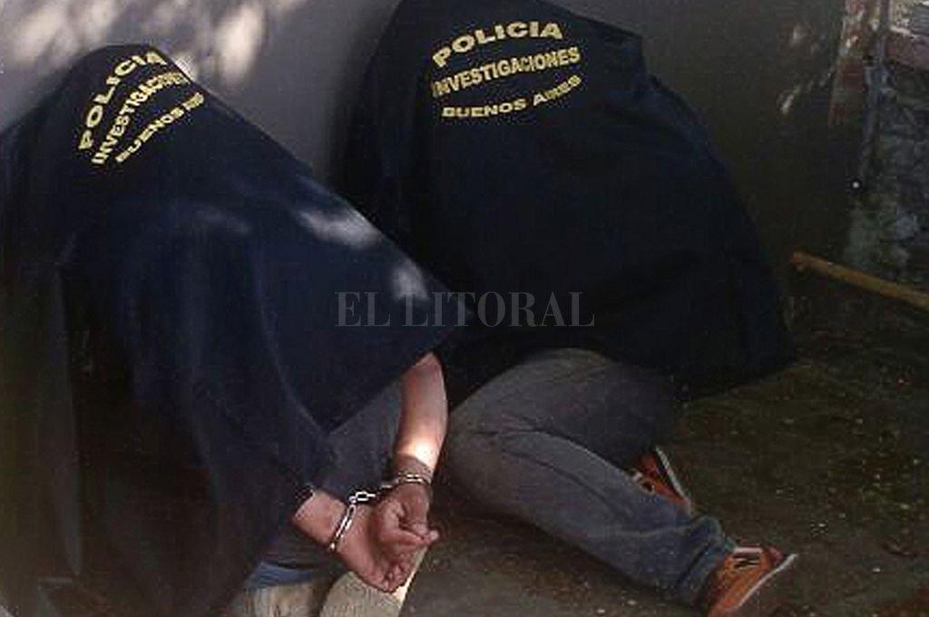 Acusados de violentos asaltos seguirán presos -  -