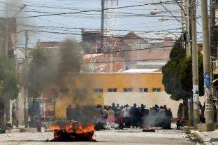 """Cancillería pidió a las autoridades de Bolivia """"velar por la seguridad"""" de periodistas argentinos"""