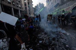 Nueva jornada de violentas manifestaciones en Chile