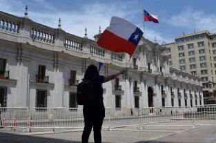 Histórico acuerdo entre partidos políticos de Chile para la reforma constitucional -  -