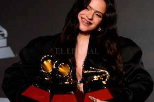Rosalía, la gran protagonista de los Grammy Latino