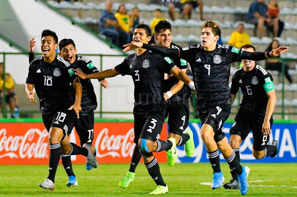 Crédito: Selección México