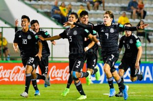 México y Brasil definirán el Mundial Sub 17