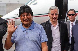 Evo Morales admitió que por ahora no se ve de vuelta en la presidencia de Bolivia -  -