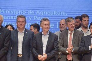 Macri pidió al campo que dialogue con su sucesor