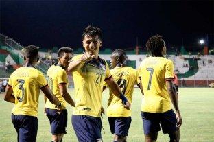 Ecuador venció a Trinidad y Tobago